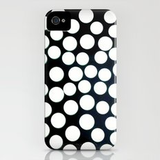 Dots iPhone (4, 4s) Slim Case