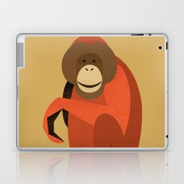 Whimsy Orang Utan Laptop & iPad Skin