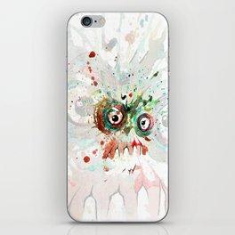 buzzed zombie iPhone Skin