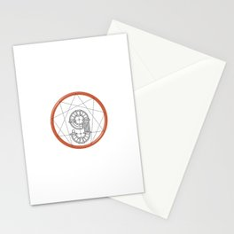 Roman Numerals Stationery Cards