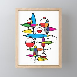 One religion Framed Mini Art Print