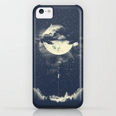 MOON CLIMBING Slim Case iPhone 5c