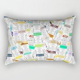 Fastpass Rectangular Pillow