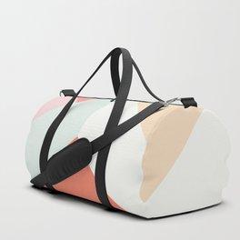 Ultra Geometric II Duffle Bag