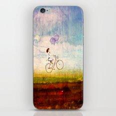 Prendre l'air iPhone & iPod Skin