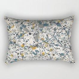 Dancing Lines Rectangular Pillow