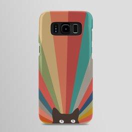 Cat Landscape 48 Android Case