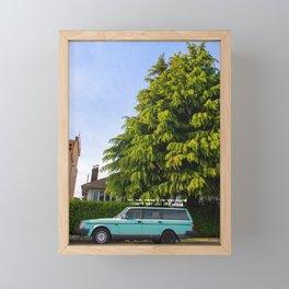 find yourself · KS001 Framed Mini Art Print