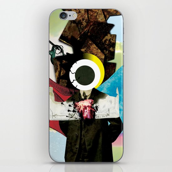 The Pursuit of Salvation iPhone & iPod Skin