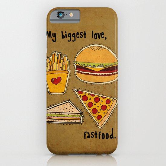 My Biggest Love iPhone & iPod Case