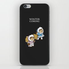 Winter is Coming! iPhone & iPod Skin