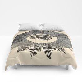 Vintage Magic Eye Comforters
