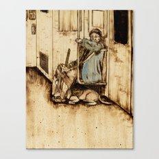 Compantionship Canvas Print