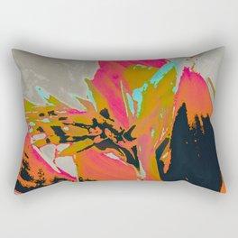 CANNA LILY Rectangular Pillow