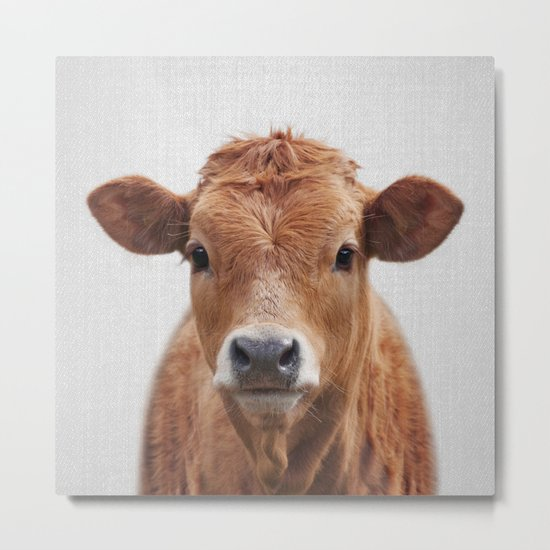 Cow 2 - Colorful by galdesign