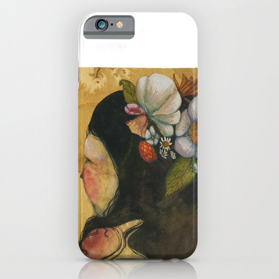 Floral Baby iPhone & iPod Case