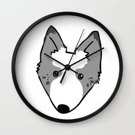 Jetpack the Dog Wall Clock
