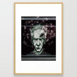 Cronenberg Gerahmter Kunstdruck
