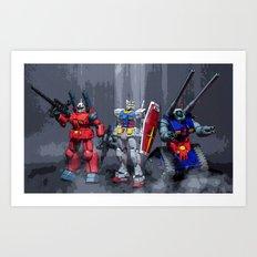 MS 0079 Art Print