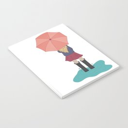 Play in the Puddles Notebook