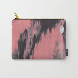 Abstract Acrylic 1 Carry-All Pouch