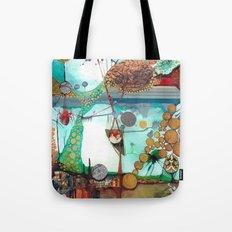 Nature/Nurture Tote Bag