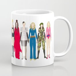 Outfits of Madge Fashion Coffee Mug