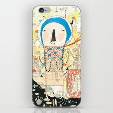 """""""My life is my message.""""  iPhone & iPod Skin"""