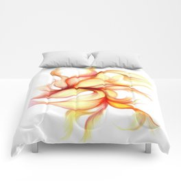 Dissipation Comforters