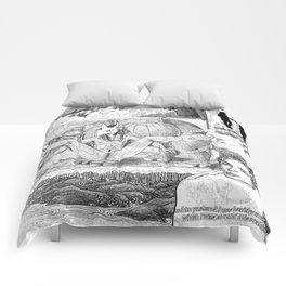 The constellation erotique 3059 Comforters