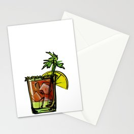Bloody Mary Just Add Bloody Mary Stationery Cards
