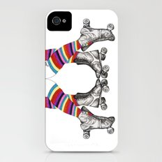Let's Roll iPhone (4, 4s) Slim Case