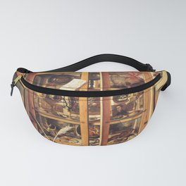 Cabinet of Curiosities Fanny Pack