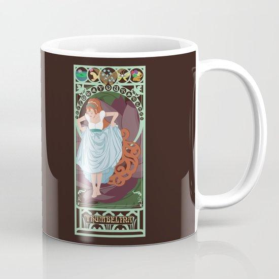 Thumbelina Nouveau - Thumbelina Mug