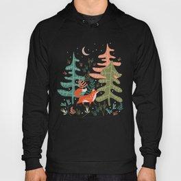Evergreen Fox Tale Hoody