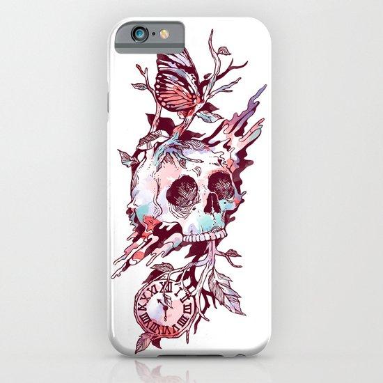 Mors et Natura 2.0 iPhone & iPod Case
