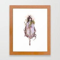 Kaizen Framed Art Print