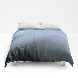 A Gale to Blow the Year Out #2 (Chicago Waves Collection) Comforters