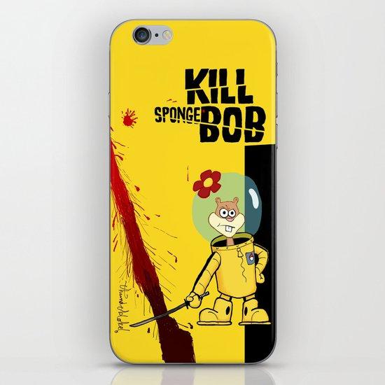 Kill Spongebob iPhone & iPod Skin