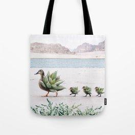 Still Growing Tote Bag