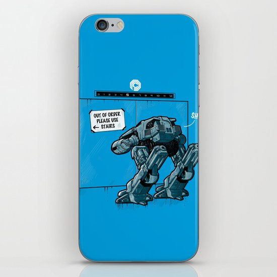NOW WHAT? iPhone & iPod Skin