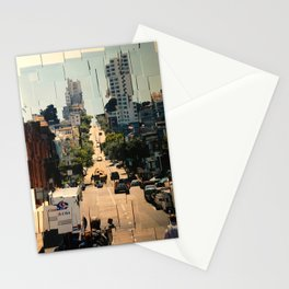 It's a Cubist's World Stationery Cards