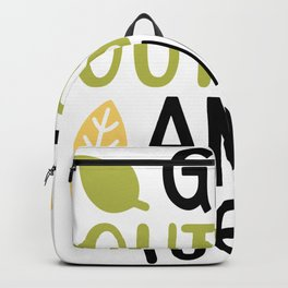 GET OUTSIDE AND PLAY Backpack