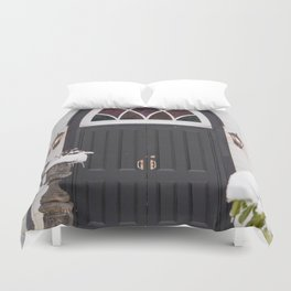 Welcome Warmth Duvet Cover