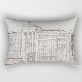 Museum Of Contemporary Art - Sydney Rectangular Pillow