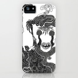 Alter Ego iPhone Case