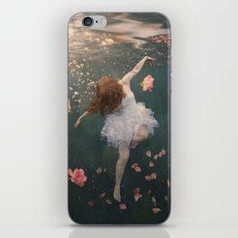 Rosewater iPhone Skin