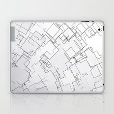 Plan abstract Laptop & iPad Skin