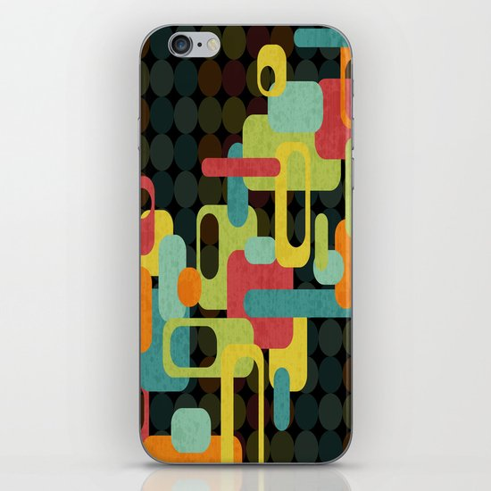 Talkin Bout My Generation iPhone & iPod Skin