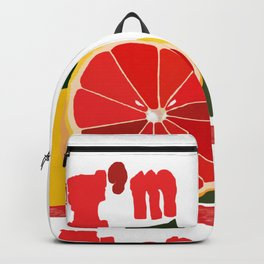 Bitter Grapefruit Backpack